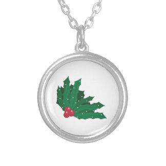 Christmas Holly Custom Jewelry