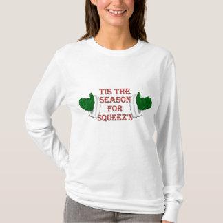 Christmas Hoodie Funny  Holiday Shirt Festive Gift