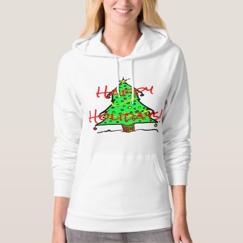 Christmas Hoodies Festive Red Green Holiday Fun After Christmas Sales 6067