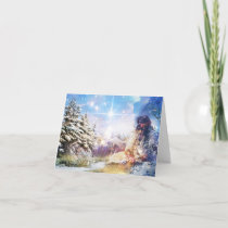 """Christmas Hope"" Note Card"