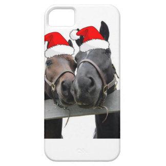 Christmas Horses iPhone SE/5/5s Case