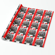 Christmas Horses Wrapping Paper