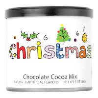 Christmas Hot Chocolate Drink Mix