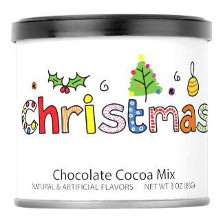 Christmas Hot Chocolate Drink Mix