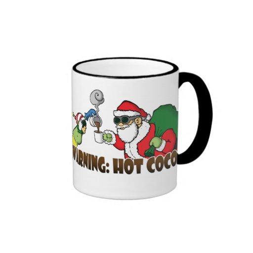 Christmas-Hot Cocoa Mugs