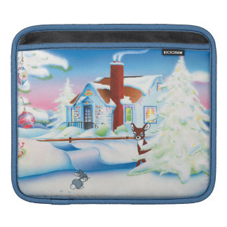 Christmas House: iPad Sleeve