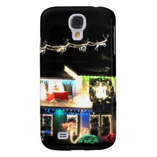 Christmas House Samsung S4 Case