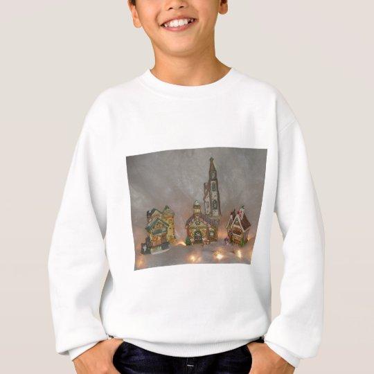 Christmas Houses Sweatshirt