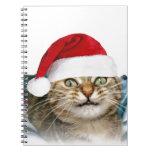 Christmas Humbugz Spiral Notebook