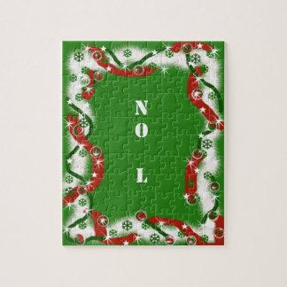 Christmas Humor   NO L Puzzle
