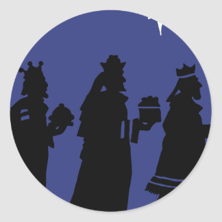 Christmas Icons Sticker - Three Wise Men
