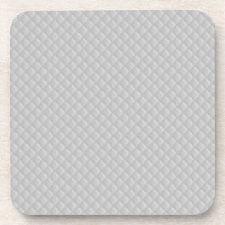 Christmas Icy White Quilt Pattern Coaster