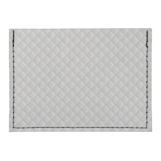 Christmas Icy White Quilt Pattern Tyvek® Card Case Wallet