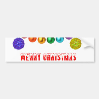 Christmas image for Bumper-Sticker Bumper Sticker