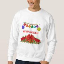Christmas image for Men's-Sweatshirt Sweatshirt