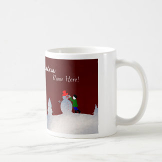 Christmas image for mug