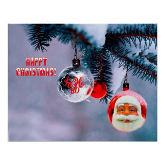 Christmas image for poster