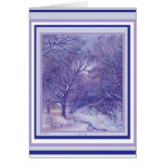 Christmas in Aitkin Greeting Card