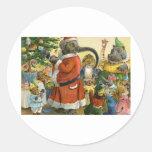 Christmas In Animal Land Sticker