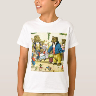 Christmas In Animal Land T-Shirt