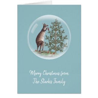 Christmas in Australia Card