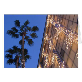 Christmas in Beverly Hills Card