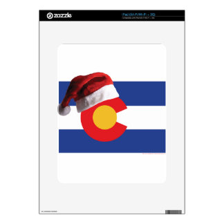 Christmas in Colorado iPad Skins