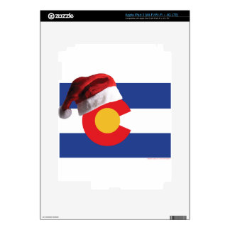 Christmas in Colorado Skins For iPad 3