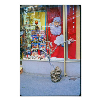 Christmas In France Print