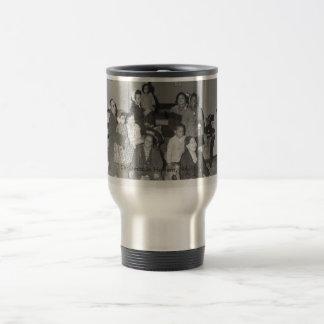 Christmas in Harlem 15 Oz Stainless Steel Travel Mug