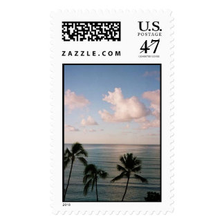 Christmas in Hawaii Postage