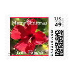 Christmas in Hawaii Stamp