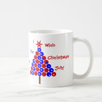 Christmas in July Mug