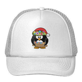 Christmas in July Penguin Hat