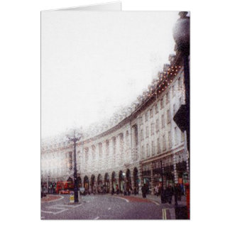 Christmas in London Card