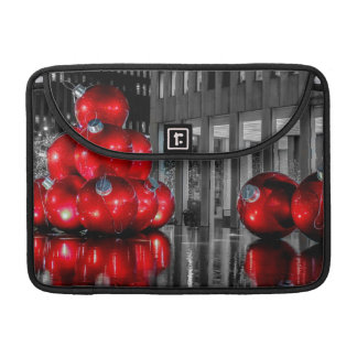 Christmas in New York City Photo Sleeves For MacBook Pro
