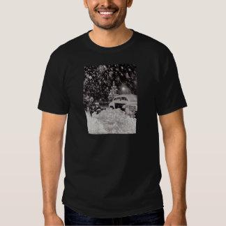 Christmas in New York City Vintage 1950s Tee Shirt