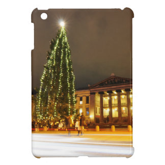 Christmas in Oslo, Norway Case For The iPad Mini