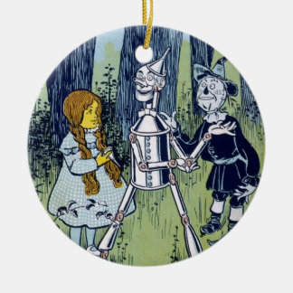 Christmas in Oz Ornament