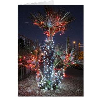 Christmas in Phoenix, Arizona Card