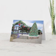 Christmas In Port Card card
