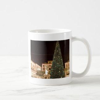 Christmas in Sorrento Classic White Coffee Mug