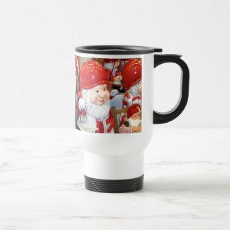 Christmas in Sweden 15 Oz Stainless Steel Travel Mug