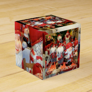 Christmas in Sweden Party Favor Boxes