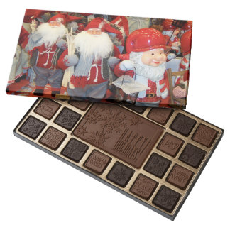 Christmas in Sweden 45 Piece Assorted Chocolate Box