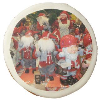 Christmas in Sweden Sugar Cookie