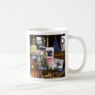 Christmas in the City, Knoxville, Tennessee Coffee Mugs
