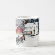 Christmas in the Country Coffee Mug