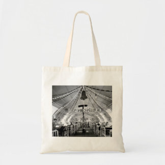 Christmas in the Hospital Ward World War Two Tote Bag