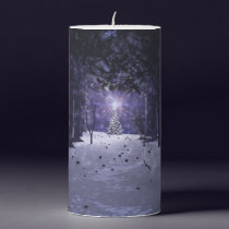 Christmas in the Pines Candle